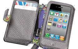 Griffin Elan Passport Wallet iPhone 4 Case