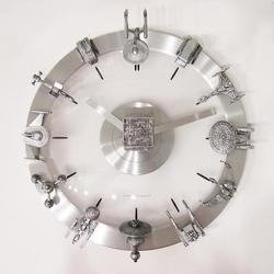 Star Trek Starships Clock