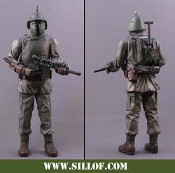 World War 2 Styled Star Wars Figures