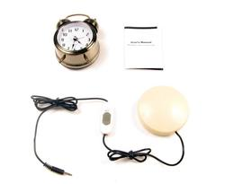 Thanko Vibrating Alarm Clock Waking You Up Via Quivering Your Head