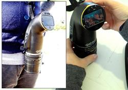 Unique Digital Single Lens Reflex Camera Concept