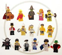LEGO Minifigures 8683 Series 2 Now Available for Preorder