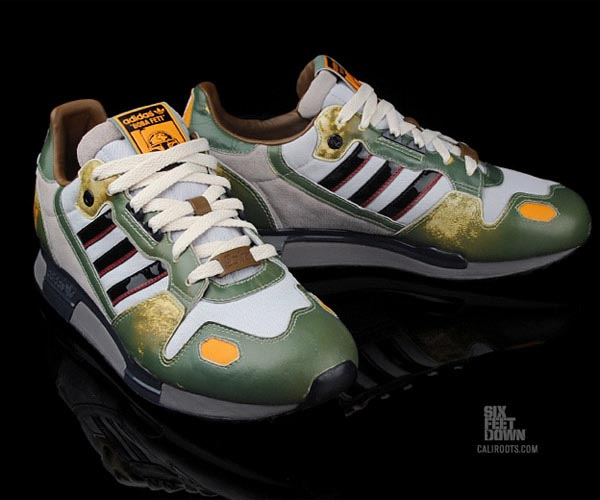 Adidas Boba Fett Shoes