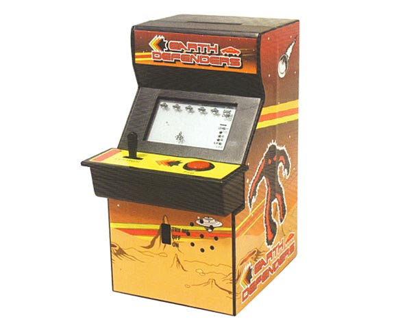 flight sim arcade machine