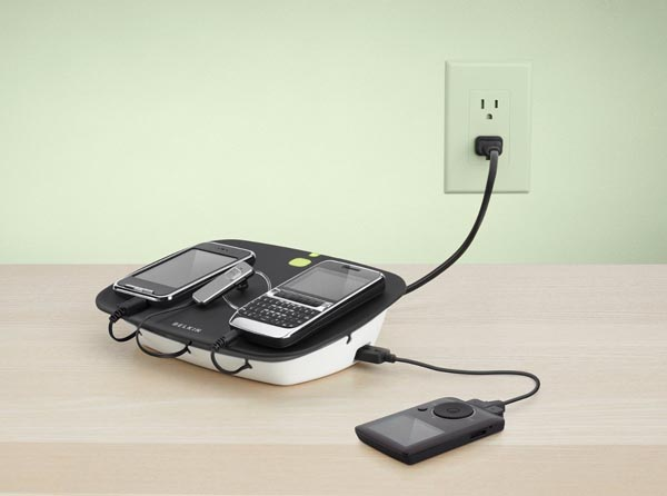 Belkin Conserve Valet Smart USB Charging Station