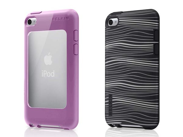 Those sharp-nosed manufacturers have unveiled new iPod touch cases such as