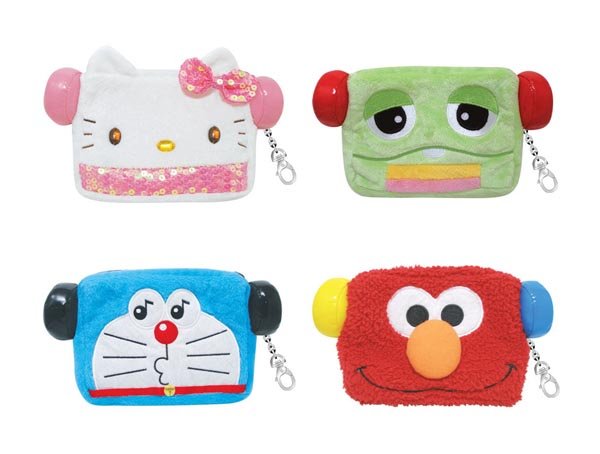 Cute Plush Mini Speakers