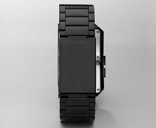 Diesel Digital DZ7162 Mirrored Display Watch