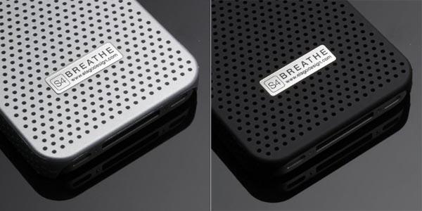 Elago S4 Breathe iPhone 4 Case