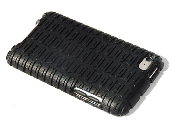 Gumdrop Moto Rubber iPod Touch 4G Case