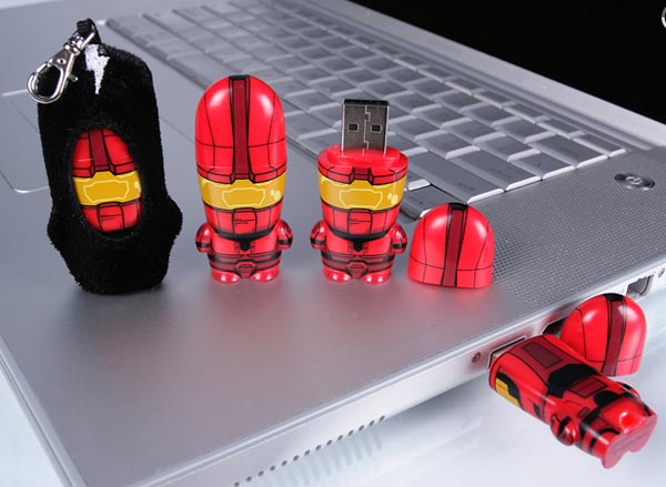 Halo Spartan Mimobot USB Flash Drive