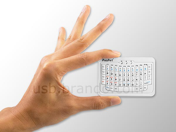 Handheld Mini Bluetooth Wireless Keyboard