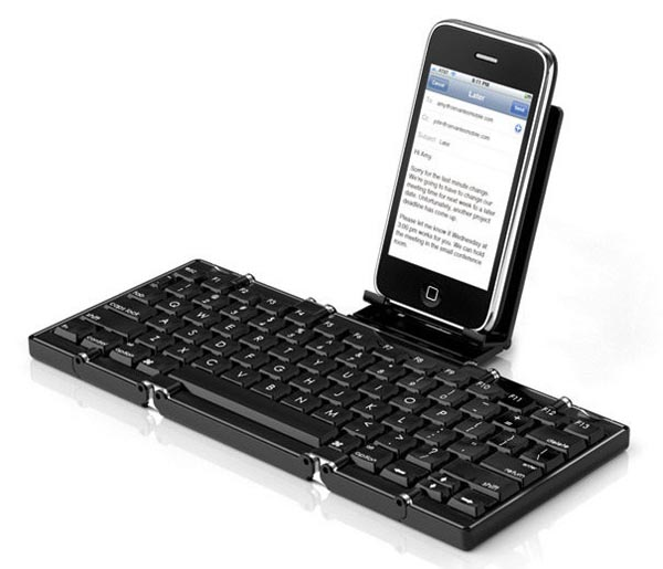 Jorno Folding Bluetooth Keyboard