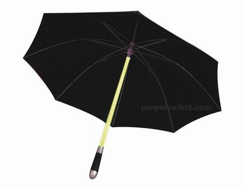 Lightsaber Like Globrella LED Umbrella