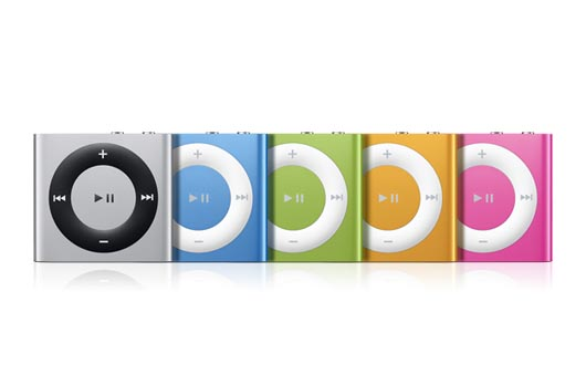 New iPod shuffle 4 Now Available for Preorder