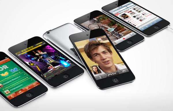 Let's check out the new iPod touch, one of the most popular products by