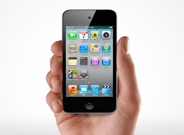 New iPod touch 4 Now Available for Preorder