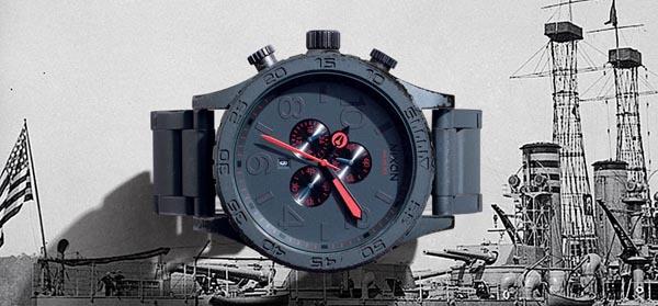 Nixon Gunship Watch Collection
