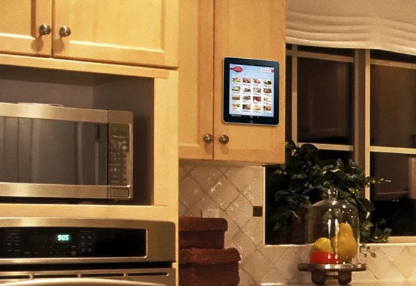 PadTab Wall Mount for iPad and Tablet PC