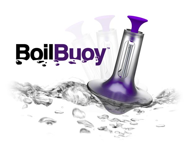 Quirky Boil Buoy Ringing Chime for Boiling Water | Gadgetsin
