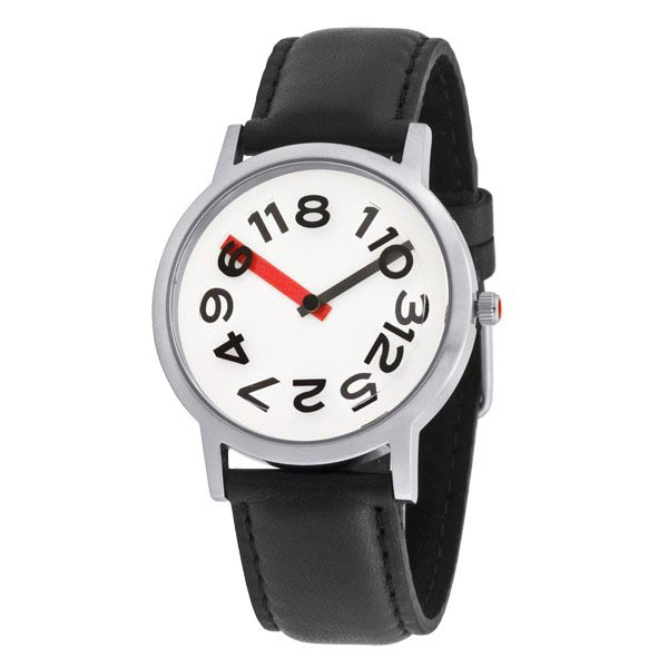 Rush Hour Analog Watch