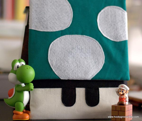 Super Mario Goomba And Super Mushroom Ipad Cases Gadgetsin
