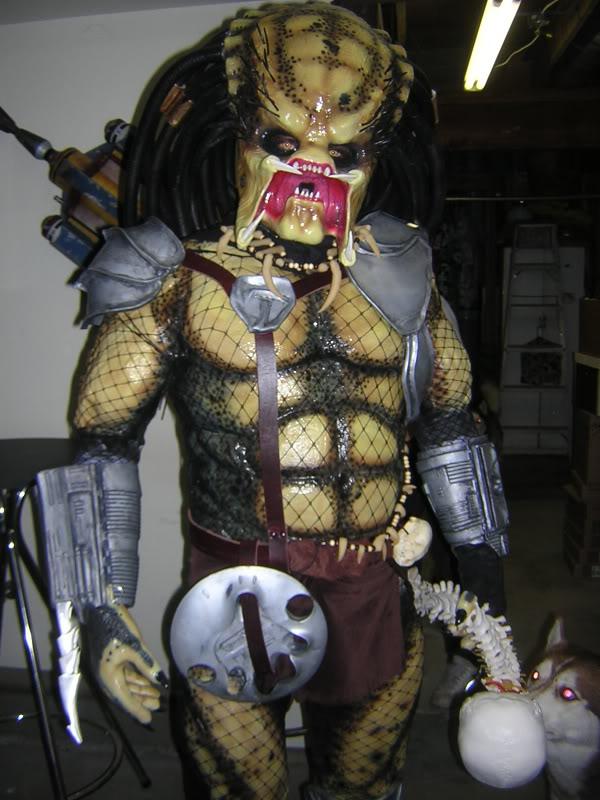 Terrible Predator Halloween Costume