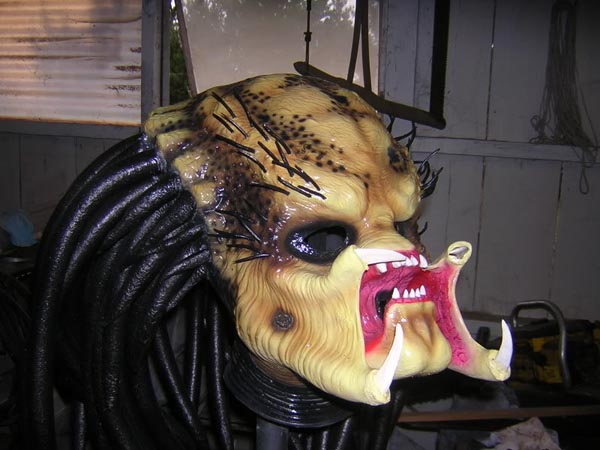 Terrible Predator Halloween Costume