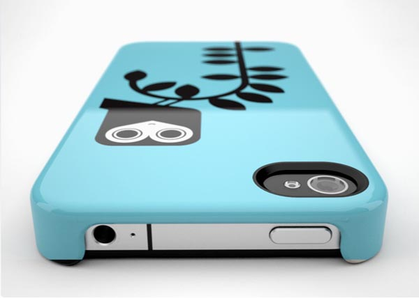 Uncommon Deflector Custom iPhone 4 Case