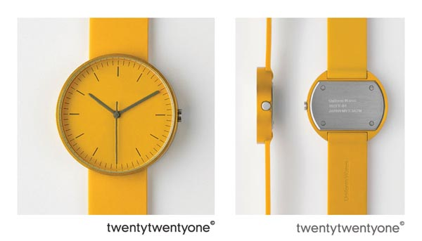 Uniform Wares 100 Series Watches
