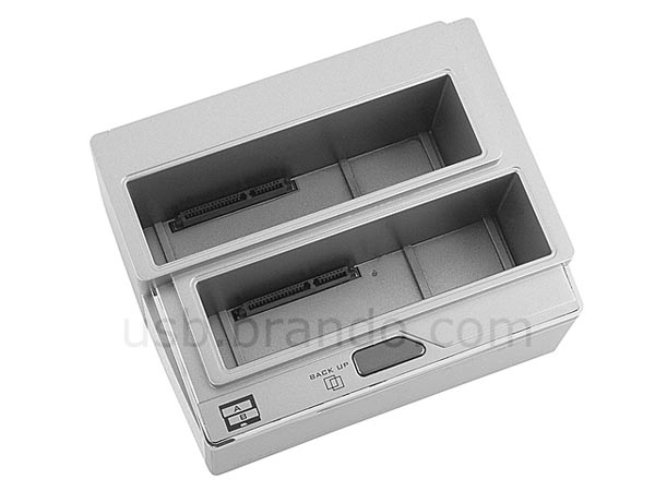 USB 3.0 Dual SATA HDD Docking Station