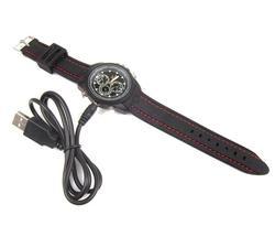 Thanko Waterproof Spy Watch Integrated HD Video Camera