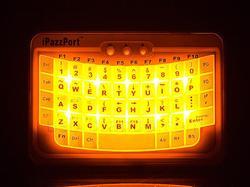 Handheld Mini Bluetooth Wireless Keyboard