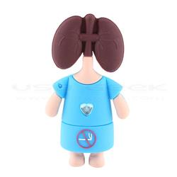 Lungs and Liver USB Flash Drives