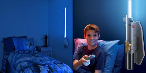 Star Wars Lightsaber Remote Controlled Night Light