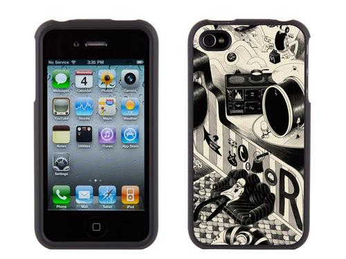 Speck limited Edition Fitted Artsprojekt iPhone 4 Case