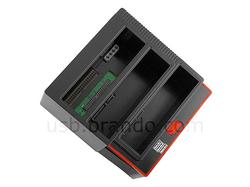 Triple Multi-Function IDE SATA HDD Docking Station