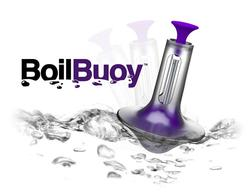 Quirky Boil Buoy Ringing Chime for Boiling Water