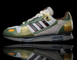 Adidas Star Wars Boba Fett ZX 800 Running Shoes