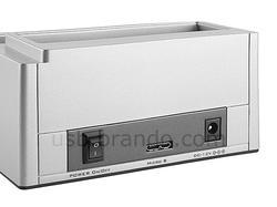 USB 3.0 Dual SATA HDD Docking Station