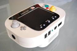 Handheld Nintendo GameCube