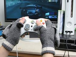 USB Gloves Warms Your Hands in Winter