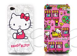 Cute Hello Kitty iPhone 4 Cases