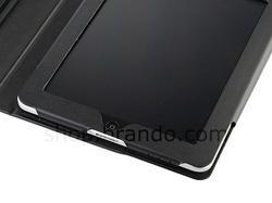 iPad Leather Case Integrated Bluetooth Keyboard