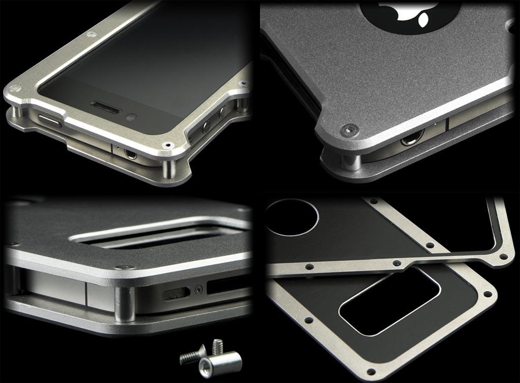 iphone 4 cases gold. aluminum iPhone 4 cases,