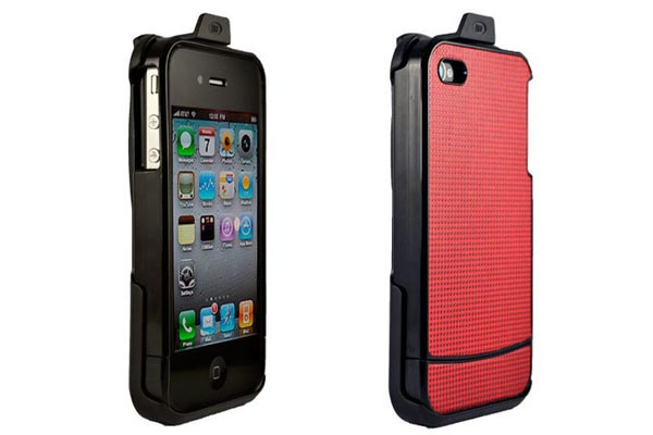 AGF Vandelay iPhone 4 Case with Holster