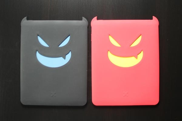 Angel and Devil iPad Cases