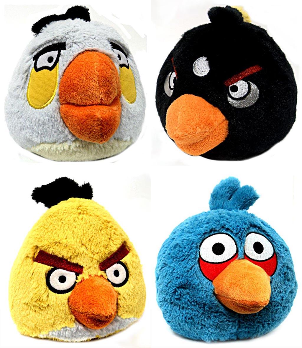 Handmade Bird Toys