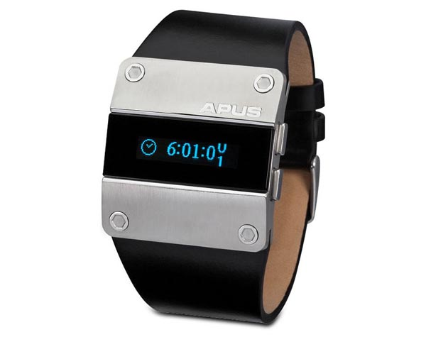 APUS OLED Display Wrist Watch