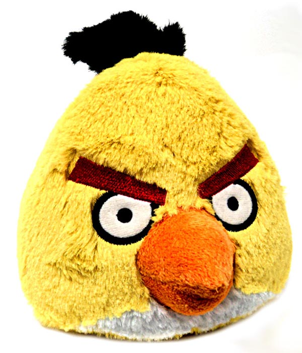 Cute Angry Birds Plush Toys Gadgetsin